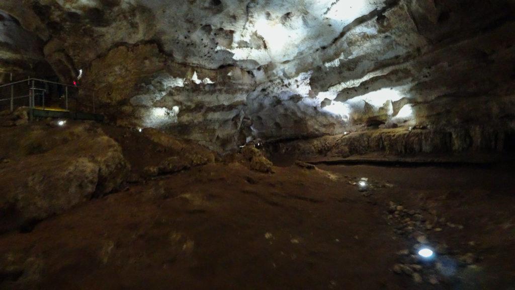 Diese Höhle hat schon was