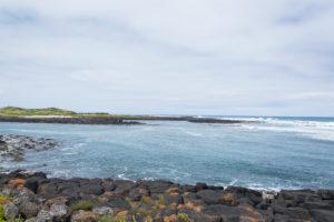 Wellen bei Griffitts Island