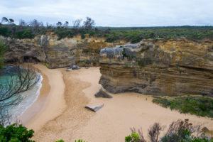 Port Campbell National Park -Schöner Sandstrand
