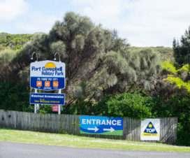 Hier gehts zum Port Campbell Holiday Park
