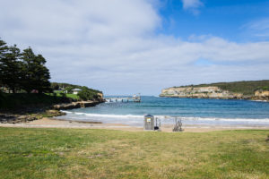 Port Campbell - Stadt Strand