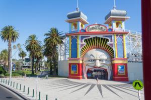 Wer hat Angst vor dem Clown? - Luna Park