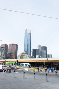Melbourne - Flinders Street Railway Station