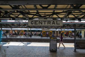 Sydney Bahnhof Central