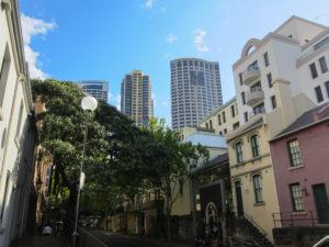 Ein letzter Blick auf das sonnige Melbourne