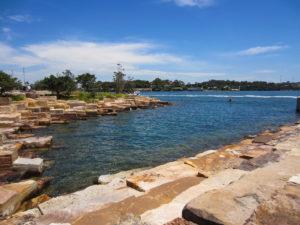 Sydney - Barangaroo Headland Park