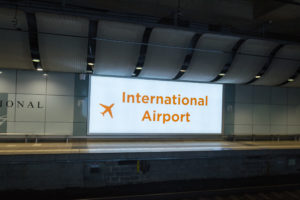 Internationaler Flughafen Sydney