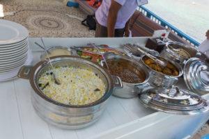 Unser Mittagessen im Oman