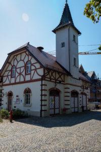 Feuerwache in Wasserburg (Bodensee)