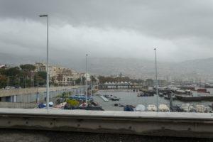 Regnerischer Tag in Funchal