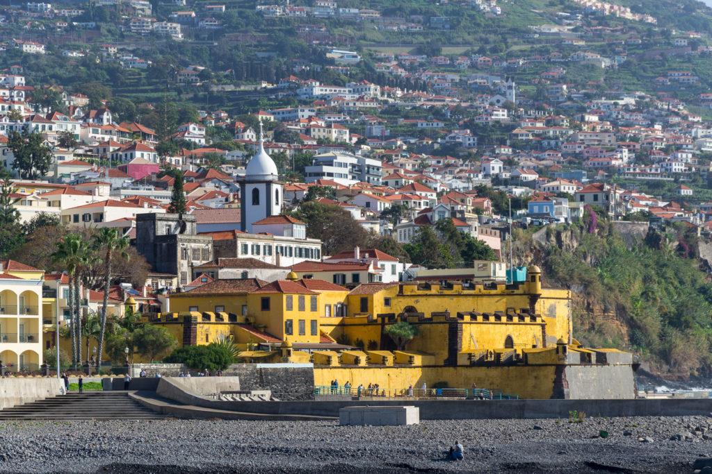 Funchal - St. Tiago Fort