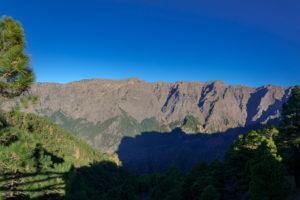 Oben im Park Nacional de la Caldera de Taburiente