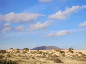 Sanddünen - Nationalpark Corralejo Parque Natural de Corralejo