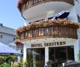 Hotel Seestern - Wasserburg